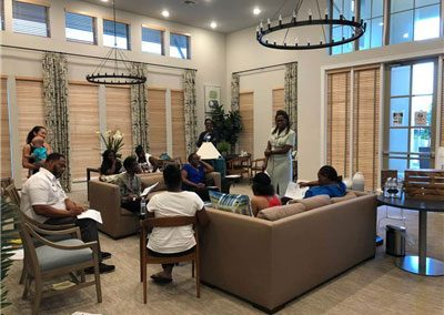 Resident Financial Workshop at Pendana at West Lakes apartments