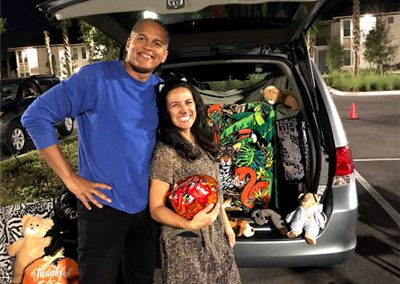 Trunk or Treat at Pendana at West Lakes apartment homes in Orlando FL